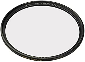 B+W UV (010M) Classic Protection 37mm Xs-Pro Camera Lens Filter, Clear (66-1073878)
