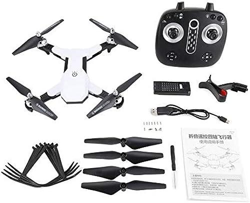 VCB CS-7 Faltbarer Quadrocopter mit 4-Kanal-URO 1080P-Kamera mit 6-Achs-Kamera - Weiß