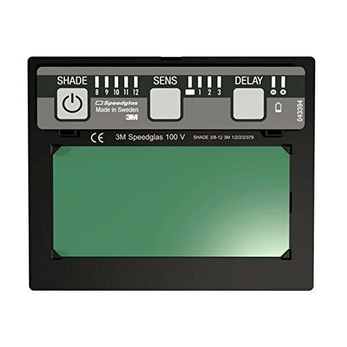 3m Speedglas 750020Filter Automatische für 100Töne 3/8bis 12