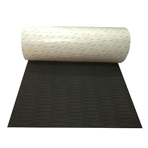Inflatelines Adhesivo Antideslizante Almohadilla de tracción Plataforma de Agarre 100 × 50 CM Hoja de EVA Recortable Adhesiva 3M para Tabla de Surf Skimboard Sup y más