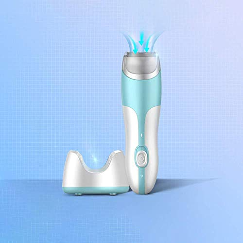 Automatischer Haarschneider, leiser zweistufiger automatischer Haarschneider, mit Ladestation, Waschmaschine, professionellen Babypflegewerkzeugen