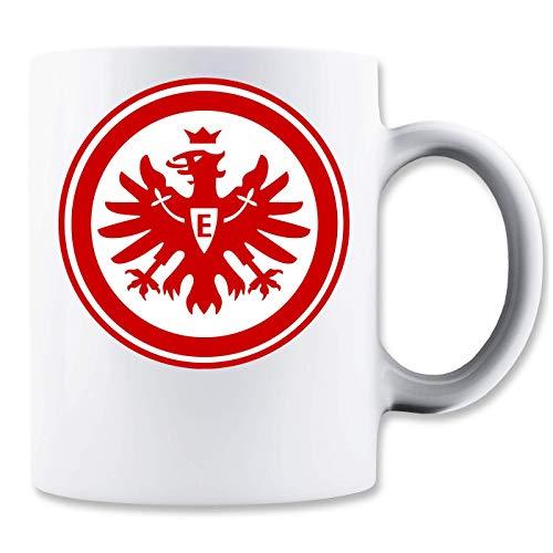ShutUp Eintracht Frankfurt Klassische Teetasse Kaffeetasse