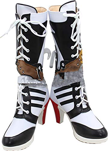 41g0UJb5hcL Harley Quinn Shoes