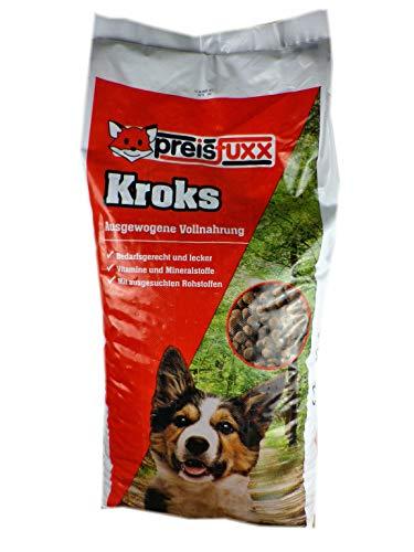 Preisfuxx Kroks 15Kg Hunde Trockenfutter