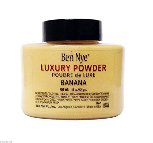 Ben Nye Luxury Powders - Banana 1.5oz by Ben Nye