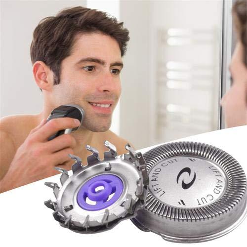 Sunronal - Cabezal de afeitadora de Repuesto para Cabezales de ...