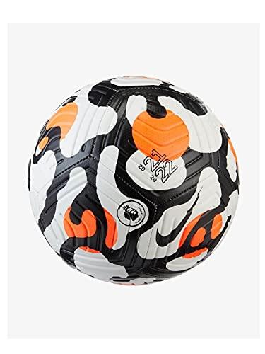 Nike Premier League Strike Fußball White/Hyper Crimson/Black 5