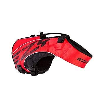 EzyDog X2 Boost Gilet de Sauvetage pour Chien Rouge Taille XS