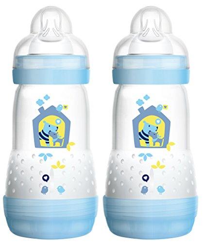 MAM Babyartikel 99921511 - Kit biberon 2 unidades