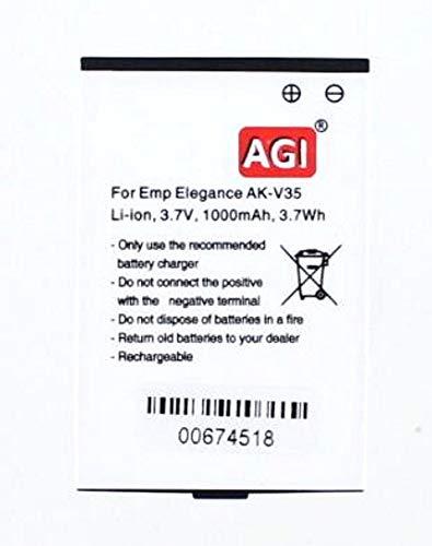 Batería Compatible con Emporia AK-V36