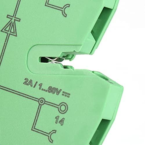 Módulo de relé de estado sólido Relé MRD-060D2 DC Relé de estado sólido para oficina en casa