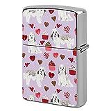 Custodia per accendino tascabile, unisex, in metallo, idea regalo per sigarette, candele, avanese,...