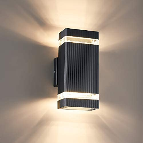 Up and down lighting wall sconce _image1