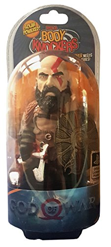 God of War 2018 Body Knocker Bobble-Figure Kratos 16 cm Neca heads