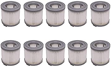 DIY Home Cleaning 10Pcs HEPA Filter fit for Xiaomi fit for Jimmy JV51 JV53 JV83 Handheld Cordless Vacuum Cleaner HEPA Acce...