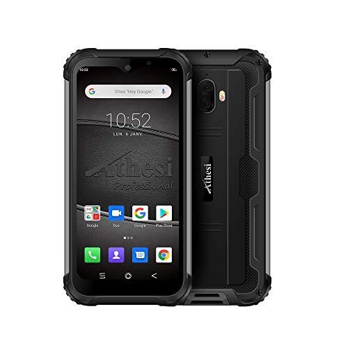 bon comparatif Athesi Professional AP5701 Téléphone robuste, Android 9, 3GoRAM 32GoROM, processeur quadricœur 2 GHz, 5,7 pouces… un avis de 2021