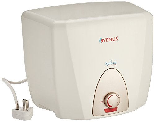 Venus Splash 6GL 6-Litre Storage Water Heater (Honey Gold,BEE Star Rating -...