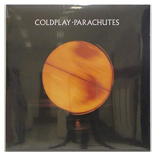 Disco de vinil ColdPlay – Parachutes