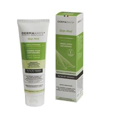 Crema piedi antiodore Step-Med - 125 ml