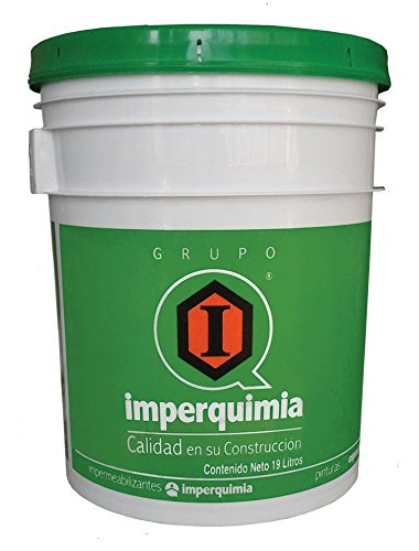 IMPERMEABILIZANTE HÍBRIDO URELASTIC AC 14 BLANCO, 19LT