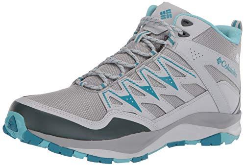 Columbia Wayfinder Mid Outdry, Zapatillas para Caminar para Mujer