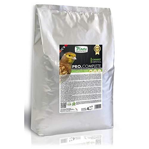 Pineta - Pienso Pro Complete 4 kg para Canarios
