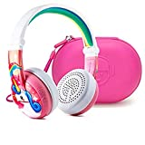 Best Headphones Wirelesses - 3-Step Volume Limiting Wireless Bluetooth Kids Headphones Review
