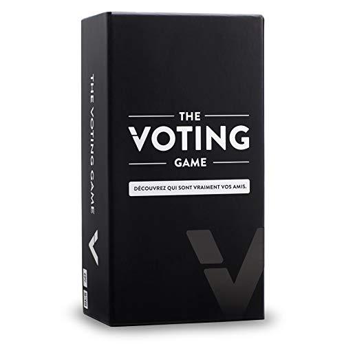 The Voting Game [Version française] -Jeu de Cartes Ambiance, apéro, soirée Entre Amis, Fun, 130010772
