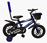 Hero Bang 14T Basket Training Wheel Tubeless Tyre Road Racing Cycle Bicycle, Kids Girls Boys, Age...