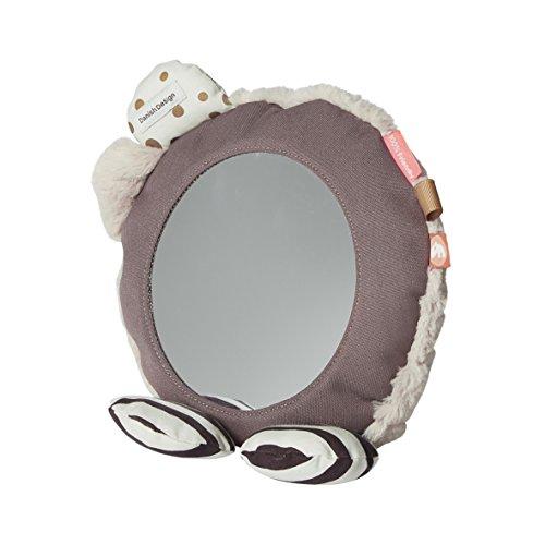 Miroir d'éveil rond rose - Done by deer