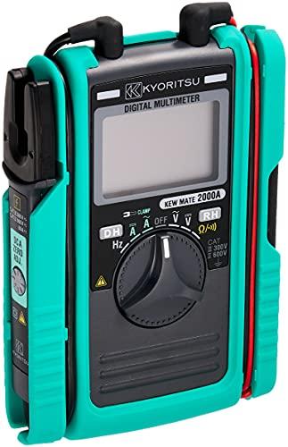 共立電気計器 (KYORITSU) 60A AC DCクランプ付デジタルマルチメータ KEWMATE 2000A
