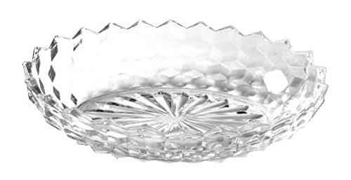 "Indiana Glass Colony Whitehall Clear Glass ( 10"" Oval Vegetable Bowl )"