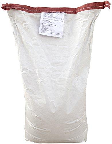 Algenkalk Pulver 25kg - Gartenkalk - Buchsbaumkalk - Zur Behandlung des Pilzes Cylindrocladium buxicola bei Buchsbäumen - Buchsbaumretter