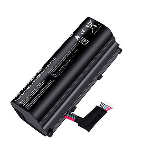 ARyee A42N1403 Batterie kompatibel mit ASUS ROG GFX71JY 17,3