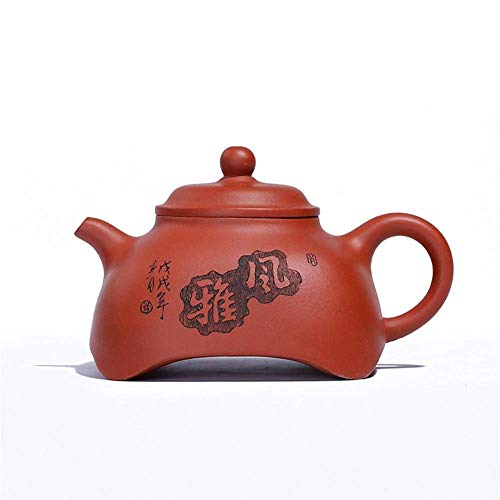 JF-XUAN Teapots, teapot ore Zhuni Tea Party Goods Maker arc Ling Quartet teapot