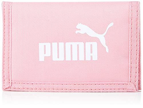 PUMA Unisex– Erwachsene Phase Wallet geldbörse, Bridal Rose, OSFA