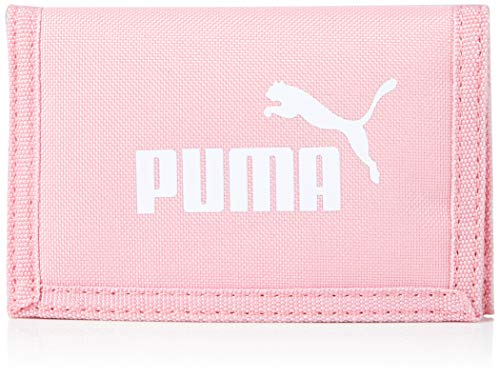 PUMA Phase Wallet Cartera, Adultos Unisex, Bridal Rose, OSFA