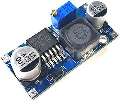 2PCS HW-677 Q65 48V Adjustable Step-Down Module DC-LM2596HVS Input 4.5-50V Voltage Converter Stabilizer Power Supply Buck Module
