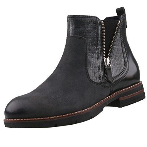 Tamaris Damen 25426-21 Chelsea Boots, Grau (Anthracite Com 234), 37 EU