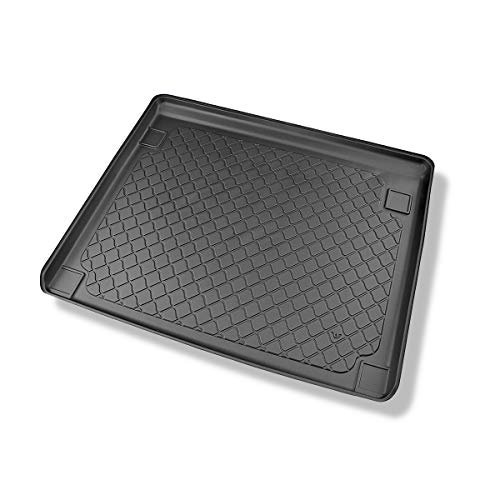 Mossa Kofferraummatte - Ideale Passgenauigkeit - Höchste Qualität - Geruchlos - 5902538794121