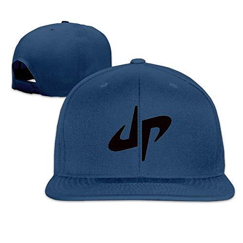 LIU888888 Dude Perfect Dp Symbol Unisex Fashionable Knit Hat Navy,Hüte, Mützen & Caps
