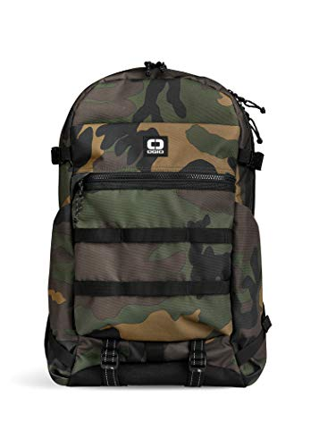 OGIO ALPHA Convoy 320 Laptop Backpack, Woodland Camo