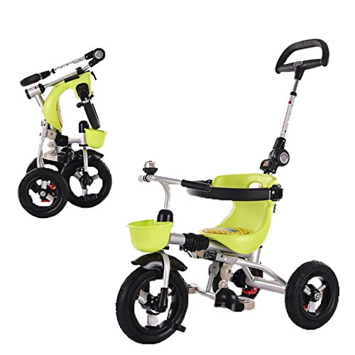 Why Choose YUMEIGE Kids' Tricycles Kids Tricycle Foldable Titanium Empty Wheel 1-6 Years Old Birthda...