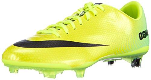 Nike Mercurial Vapor, Botas de fútbol para Hombre, Amarillo, 42 EU