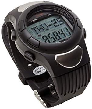 Sunny Health Fitness Pedometer Wrist Watch Black product image