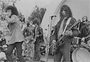 MC5 Onstage Photo Print