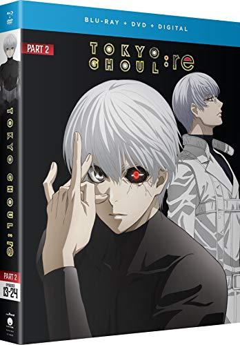 Tokyo Ghoul:re - Part 2 Blu-ray + DVD + Digital