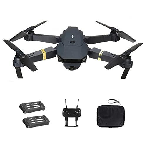 Drone Quadcopter E58 WiFi FPV Mini Quadcopter 4K kamera składany dron wsparcie autofonowy zwrot z 2 bateriami