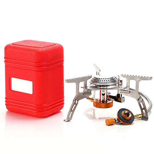 Outgeek Camping Stove Portable Picnic Stove Backpacking Stove for...