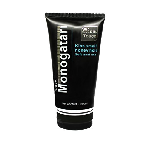 Monogatari Premium Personal Water-Based Lube for Women, Men and Couples,8 Ounce Bottle